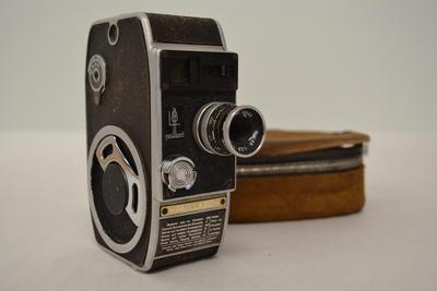 Movie Camera [Paillard]