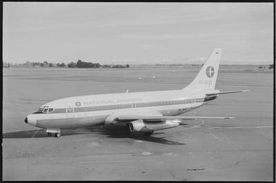 NAC 25.8.72 Chch [NAC Boeing 737-219]