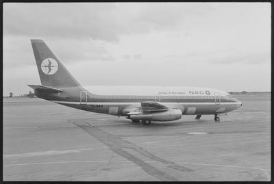 NAD 6.6.75 Chch [NAD Boeing 737-219]
