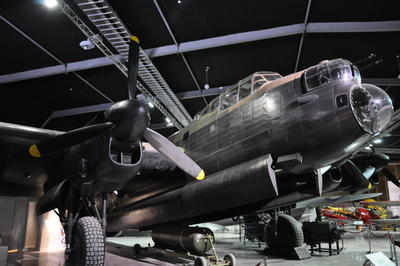 Aircraft [Avro Lancaster B Mk 7]; A. V. Roe (AVRO) Austin Works; Jun 1945