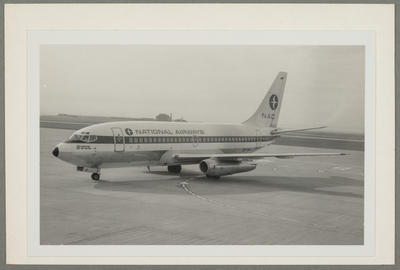 [ZK-NAJ Boeing 737-219 photograph]