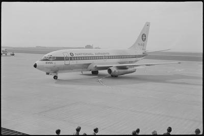 NAJ 12.3.73 Mangere [ZK-NAJ Boeing 737-219]; John Page; 12 Mar 1973