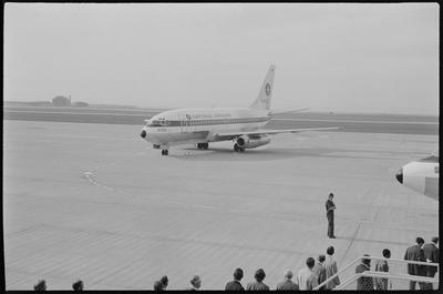 NAJ 12.3.73 Mangere [ZK-NAJ Boeing 737-219]