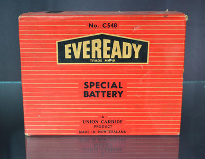 Battery [Eveready Special]