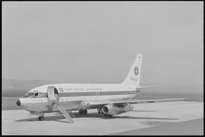 NAK 3.11.74 Momona [ZK-NAK Boeing 737-214]