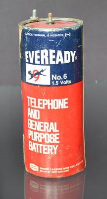 Battery [Eveready]
