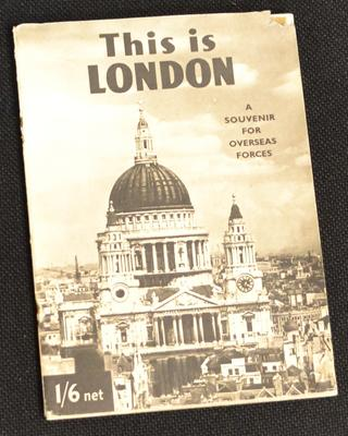 This is London : A souvenir for overseas forces