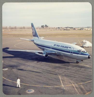 [ZK-NAM Boeing 737-222 photograph]