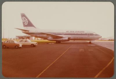 [ZK-NAP Boeing 737 photograph]
