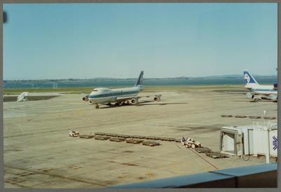 Boeing 747-219B ZK-NZW Auckland International Airport 14.5.94