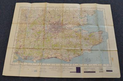 England, south east and London : sheet 12