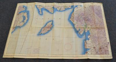 Irish Sea : air sheet 2A