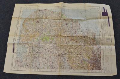 East Anglia : sheet 9