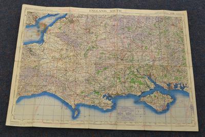 England, south : air : sheet 11