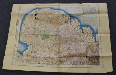 East Anglia : air : sheet 9