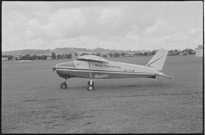 12 Ardmore 30.12.67 [ZK-CJB Bolkow 208 Junior]; John Page; 30 Dec 1967