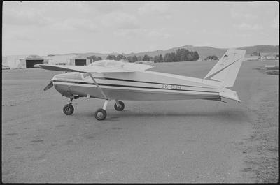 12 Ardmore 17.2.68 [ZK-CJH Bolkow 208C Junior]; John Page; 17 Feb 1968