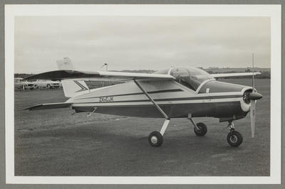 Ardmore 4.5.68 [ZK-CJK Bolkow 208C Junior]; John Page; 04 May 1968