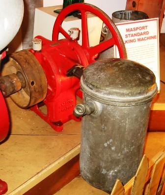 Milking Machine (Masport Standard)