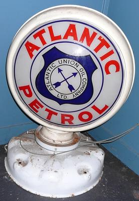 Petrol Bowser [Atlantic Petrol]