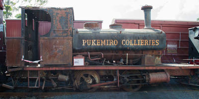Steam Locomotive [Barclay 1270]