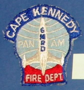 Arm Patch [Cape Kennedy Fire Dept.]