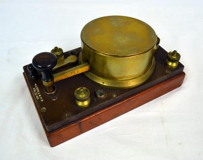 Telegraph Key [GPO]