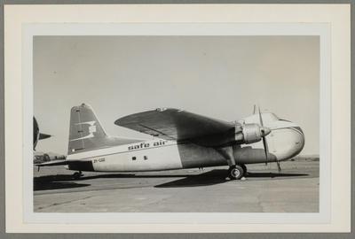 7.11.69 Woodburne [sic] [ZK-CQD Bristol 170 Freighter Mk31]