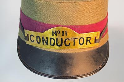 Badge [No. 11 Conductor, Replica]