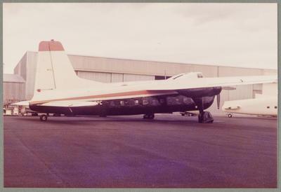 ZK-EPC Bristol 170 Freighter Mk31(NZ)m 5.6.83 Ardmore