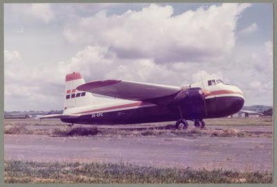 [ZK-EPC Bristol 170 Freighter Mk31(NZ)m photograph]