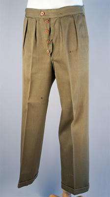 Uniform Trousers [Army Officer]