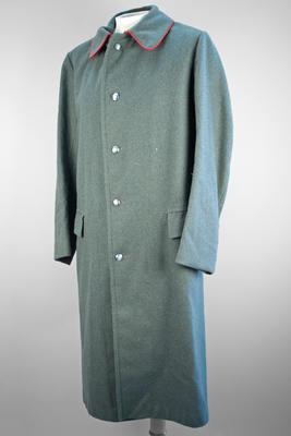 Uniform Greatcoat [Postman]