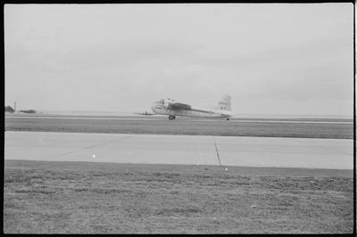 NZ3906 [Bristol 170 Freighter Mk31(NZ)m]; John Page