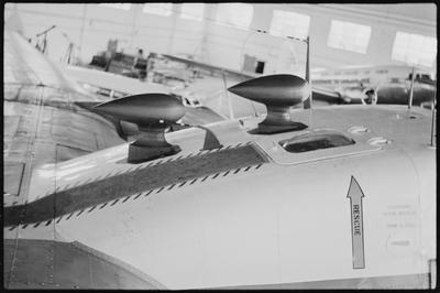 NZ3906 [Bristol 170 Freighter Mk31(NZ)m]; John Page; 01 Jul 1967