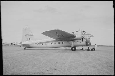 7.3.70 Wanganui [NZ5911 Bristol 170 Freighter Mk31(NZ)m]