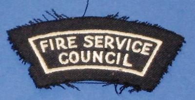 Shoulder Flash [Fire Service Council]
