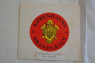 Helmet transfer [Copenhagen Fire Service]