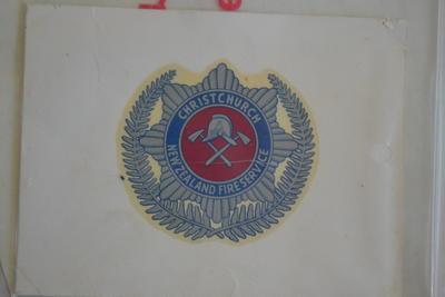 Helmet transfer [New Zealand Fire Service Christchurch]