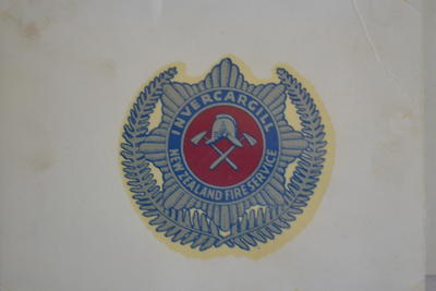 Helmet transfer [New Zealand Fire Service Invercargill]