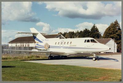 ZK-EUI British Aerospace BAe 125-800B