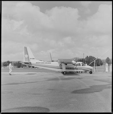 DBV Ardmore [ZK-DBV Britten-Norman BN 2A Islander negative]