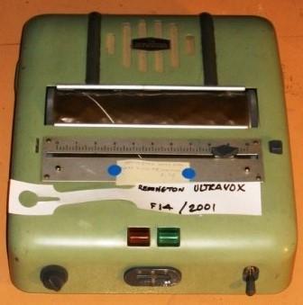Dictating Machine (Remington)