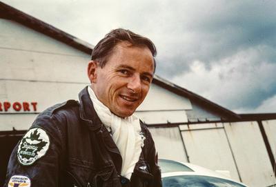 """Cliff Tait round-the-world flight in Airtourer ZK-CXU """"Miss Jacy"""", 1969; Unknown; Jun 1969"""