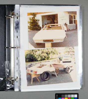 [Heron photograph album]; Ross Baker; 1962-1999