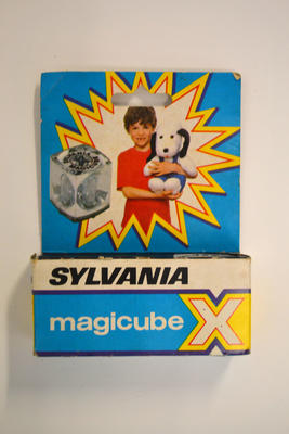 Camera Flash Cubes [Sylvania Magicube X]
