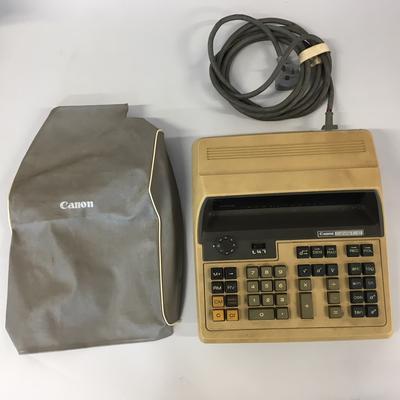 Calculator [Canon Canola F-10]