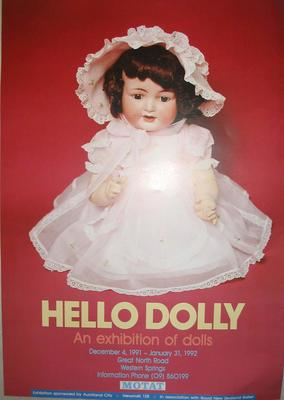 Hello Dolly: An Exhibition of dolls