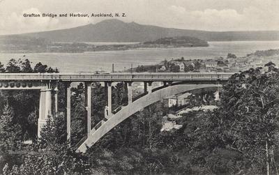Grafton Bridge, Auckland