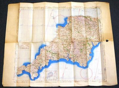 England, south west : sheet 10